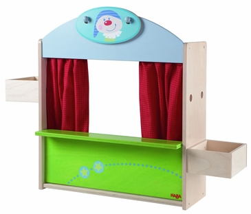 HABA Puppet Theatre/Toy Shop