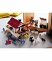 HABA Wooden Noahs Ark Set - click to Enlarge