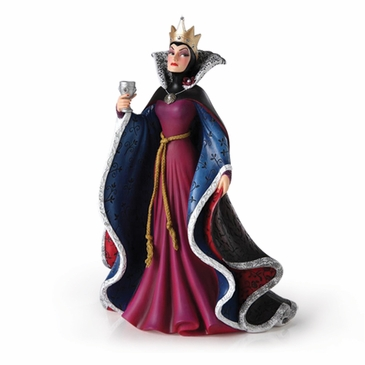 Hand Painted Disney Evil Queen Figurine