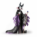 Hand Painted Disney Maleficent Figurine