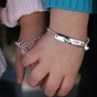 Heart on Her Wrist Bracelet for Kids - click to Enlarge