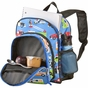 Heroes Pack 'n Snack Kids Backpack - click to Enlarge