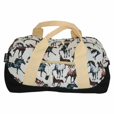 Horse Dreams Kids Duffel Bag