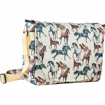 Horse Dreams Kids Laptop Messenger Bag