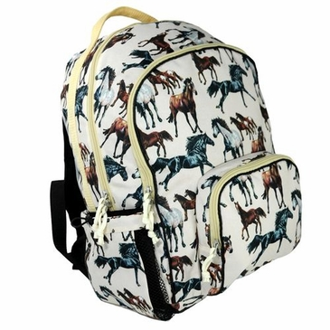 Horse Dreams Macropak Kids Backpack