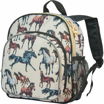 Horse Dreams Pack 'n Snack Kids Backpack
