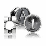 Initials/Numbers Beads