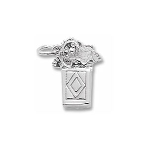 Jack In The Box Charm by Forever Charms