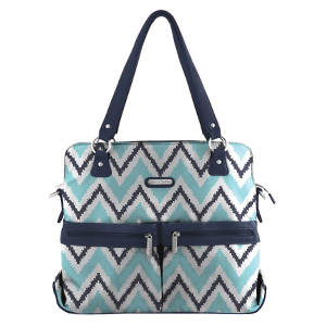 Jet Setter Newport Tote Diaper Bag by Timi & Leslie
