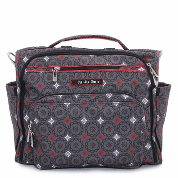 Ju-Ju-Be B.F.F. Diaper Bag - Magic Merlot