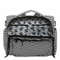 Ju-Ju-Be B.F.F. Onyx Black Magic Diaper Bag - click to Enlarge