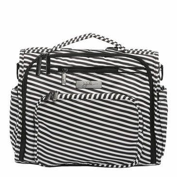 Ju-Ju-Be B.F.F. Onyx Black Magic Diaper Bag