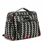 Ju-Ju-Be B.F.F. Onyx Black Widow Diaper Bag - click to Enlarge