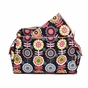 Ju-Ju-Be Be Prepared Dancing Dahlias Diaper Bag - click to Enlarge