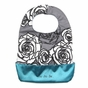 Ju-Ju-Be Be Prepared Diaper Bag - Charcoal Roses - click to Enlarge
