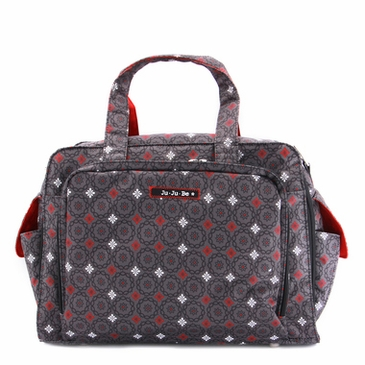 Ju-Ju-Be Be Prepared Diaper Bag - Magic Merlot