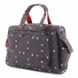 Ju-Ju-Be Be Prepared Diaper Bag - Magic Merlot - click to Enlarge