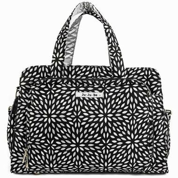 Ju-Ju-Be Be Prepared Diaper Bag - Platinum Petals