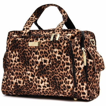 Ju-Ju-Be Be Prepared The Queen Of The Jungle Diaper Bag