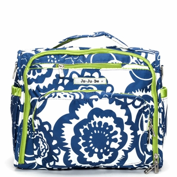 Ju-Ju-Be Classic B.F.F. Cobalt Blossoms Diaper Bag
