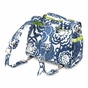 Ju-Ju-Be Classic B.F.F. Cobalt Blossoms Diaper Bag - click to Enlarge
