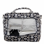 Ju-Ju-Be Classic Be Classy Dandy Lines Diaper Bag - click to Enlarge