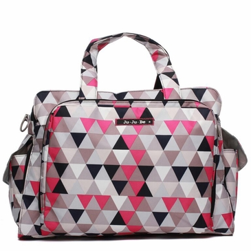 Ju-Ju-Be Classic Be Prepared Pinky Swear Diaper Bag