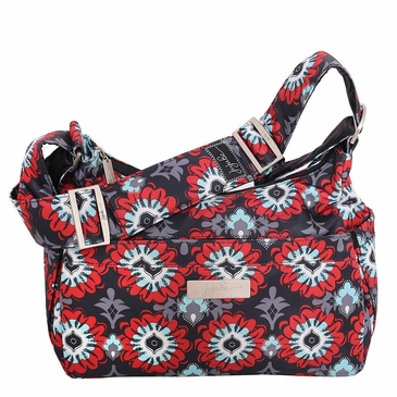 Ju-Ju-Be Classic HoboBe Sweet Scarlet Diaper Bag