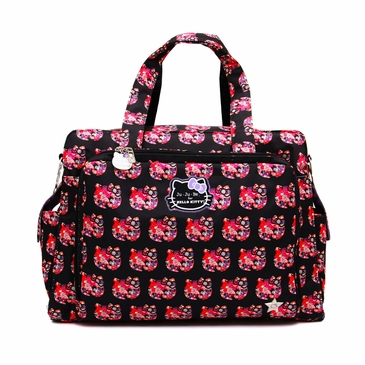 Ju-Ju-Be Hello Kitty Be Prepared Hello Perky Diaper Bag