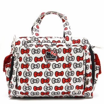 Ju-Ju-Be Hello Kitty Be Prepared PEEK A BOW Diaper Bags