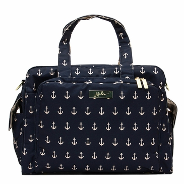 Ju-Ju-Be Legacy Be Prepared The Admiral Diaper Bag