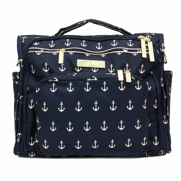 Ju-Ju-Be Legacy Nautical B.F.F The Admiral Diaper Bag