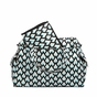 Ju-Ju-Be Onyx Black Diamond Be Prepared Diaper Bag - click to Enlarge