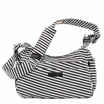 Ju-Ju-Be Onyx Black Magic HoboBe Diaper Bag