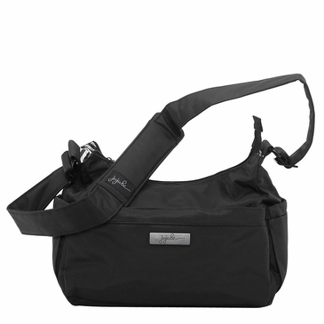 Ju-Ju-Be Onyx Black Out HoboBe Diaper Bag