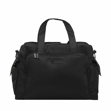 Ju-Ju-Be Onyx Black Out Be Prepared Diaper Bag
