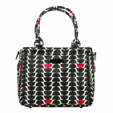 Ju-Ju-Be Onyx Black Widow Be Classy Diaper Bag