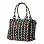 Ju-Ju-Be Onyx Black Widow Be Classy Diaper Bag - click to Enlarge