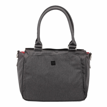Ju-Ju-Be Onyx Chrome Be Classy Diaper Bag