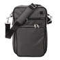 Ju-Ju-Be Onyx Chrome Helix Diaper Bag - click to Enlarge
