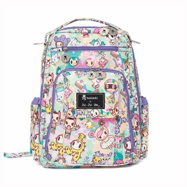 Ju-Ju-Be TokiDoki Be Right Back Perky Toki Diaper Bag