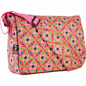 Kaleidoscope Kickstart Kids Messenger Bag