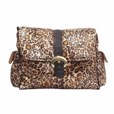 Kalencom A Step Above Diaper Bag - Jungle