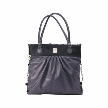 Kalencom City Slick On The Wild Side Shoulder Bag - Pewter