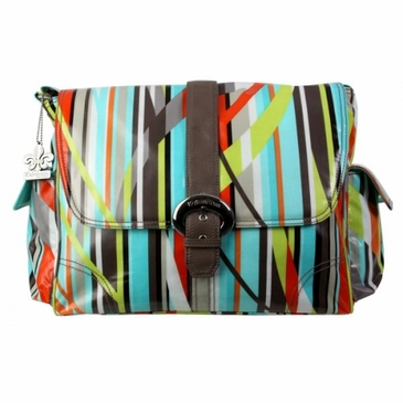 Kalencom Coated Buckle Diaper Bag - Free Style