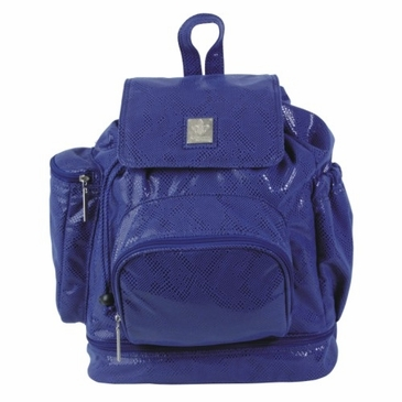 Kalencom Diaper Backpack Bag - Gecko Royal