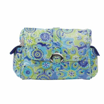 Kalencom Jazz Cobalt Diaper Bag