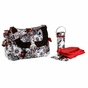 Kalencom Miss Prissy Arabesque Diaper Bag - click to Enlarge