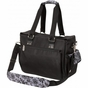 Kelly Commuter Lace Floral Diaper Bag by Bumble Bags - click to Enlarge