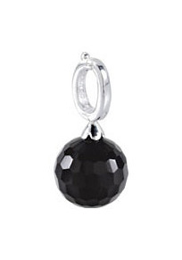 Kera™ Black Crystal Dangle